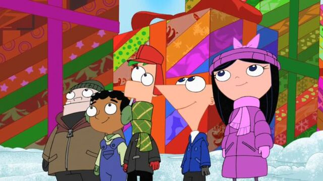 File:Ferb,phineas,and their friends.JPG