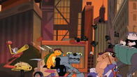 Agent T Robot Riot