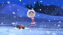 Isabella singing Let it Snow Image21
