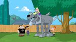 The robot dog