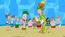 Lawn Gnome Beach party of terror 1