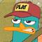 Plat cap avatar