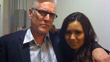 Olivia and Martin Olson