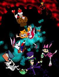 Candace in Wonderland, by Rashuanu