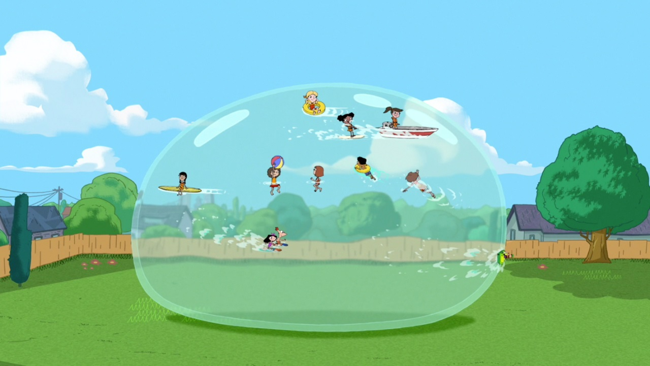 great balls of water phineas and ferb wiki fandom powered by wikia