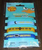 DesignWare 2012 Phineas and Ferb Bracelets