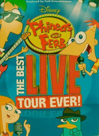 File:The Best Live Tour souvenir guide.jpg