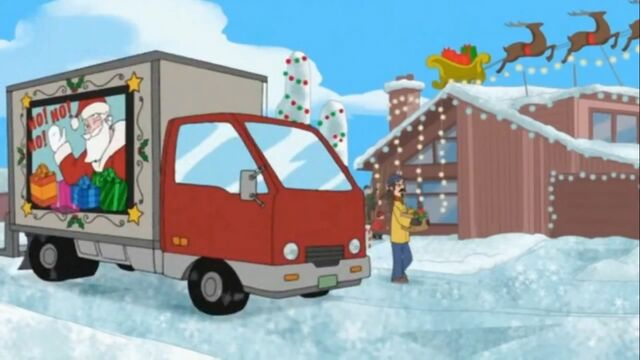 File:Santa Clause truck goes by.jpg