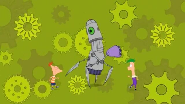 File:Dancing with an unusual robot - 4.JPG