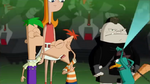 Phineas and ferb don't look