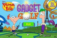 Gadget golf