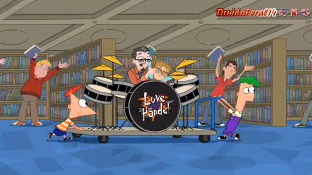 File:P&F drag Sherman on the drums.jpg