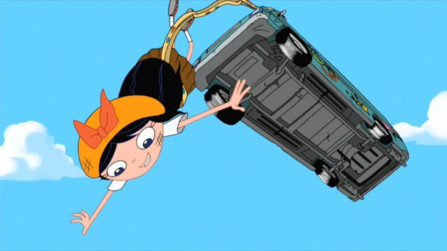 File:Isabella jumps out of van.jpg