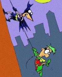 File:Batman and Robin P&F fan art.jpg
