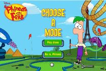 Select mode-Ferb