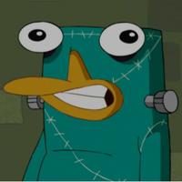 Platypus monster avatar