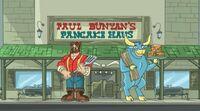 Paul Bunyan's