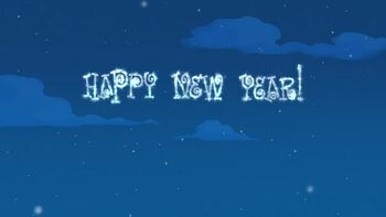 Happy New Year! title card