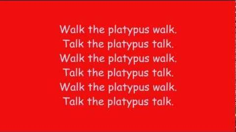 Phineas And Ferb - The Platypus Walk Lyrics (HD + HQ)