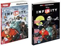 Disney Infinity strategy guides