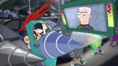 Phineas & Ferb Quest for Cool Stuff Game Trailer