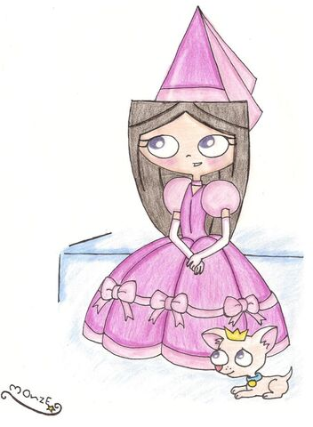 File:She only can be the princess, by Ferbgirl49.jpg