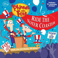 Ride the Voter Coaster front cover