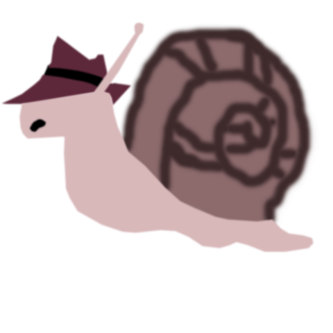 File:Snail in a Fedora.png