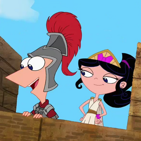 File:Phineas as Paris and Isabella as Helen avatar.png