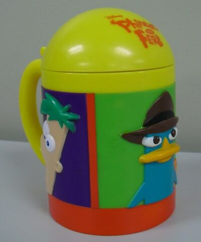 File:Snow cone mug - the boys and Agent P.jpg