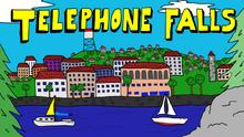 Telephone Falls Logo