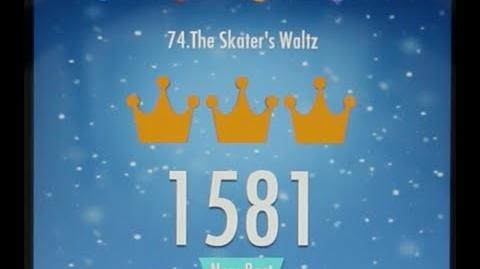 Piano Tiles 2 The Skater's Waltz (Beethoven) High Score 1581 Piano Tiles 2 Song 74
