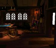 K.Rool's Cabin