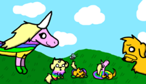 212px-The whole family by umbreonxpie76-d5c48g9
