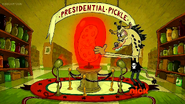 PG steals Presidential Pickle
