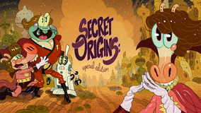 Secret Origins Special Edition