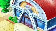 Eden Town Pokémon Center