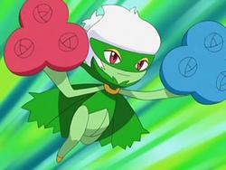 Lyra's Roserade