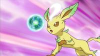 Leafeon Energy Ball