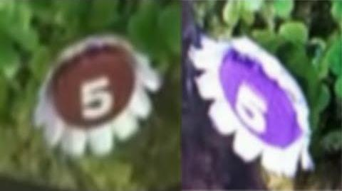 Pikmin 3 - Purple and Brown Pellet Posy Glitch
