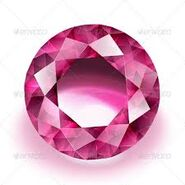 Real Pink Ruby