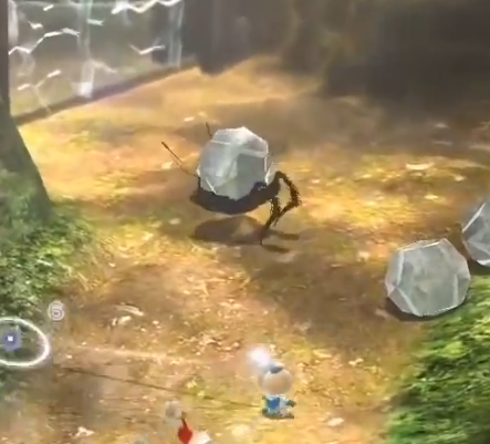 File:Pikmin3 SkutterchuckinTropicalForest.png