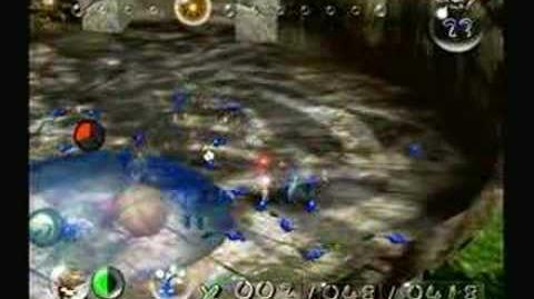 Pikmin - Epic Goolix Fight