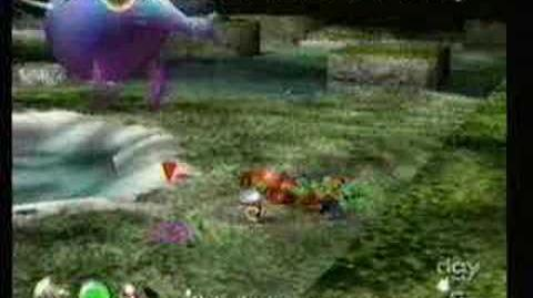 Pikmin Commercial (Japan) 1