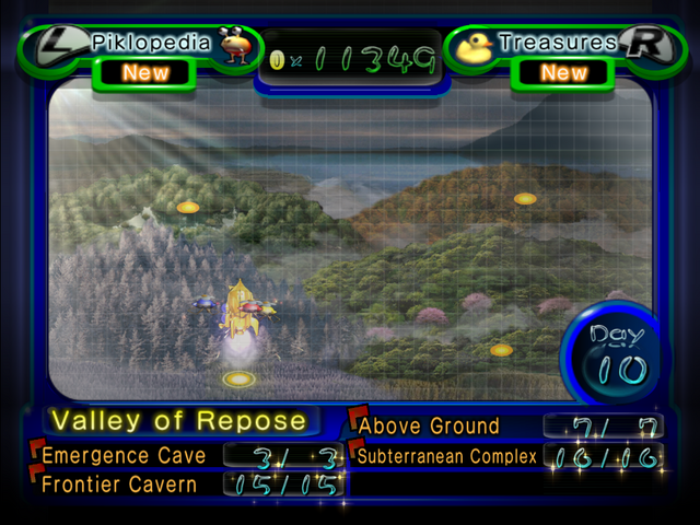 File:Pikmin 2 Map screen.png