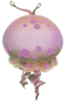 Greater Spotted Jelly Float