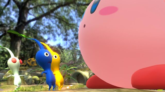 File:Olimar and Pikmin Smash pic 5.jpg
