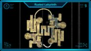Rusted Labyrinth (Gamepad)