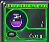 Pikmin 2 Spray Screen