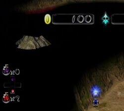 Geyser underground